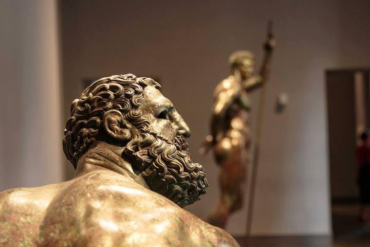 Nuovi studi sui Grandi Bronzi di Palazzo Massimo a Roma