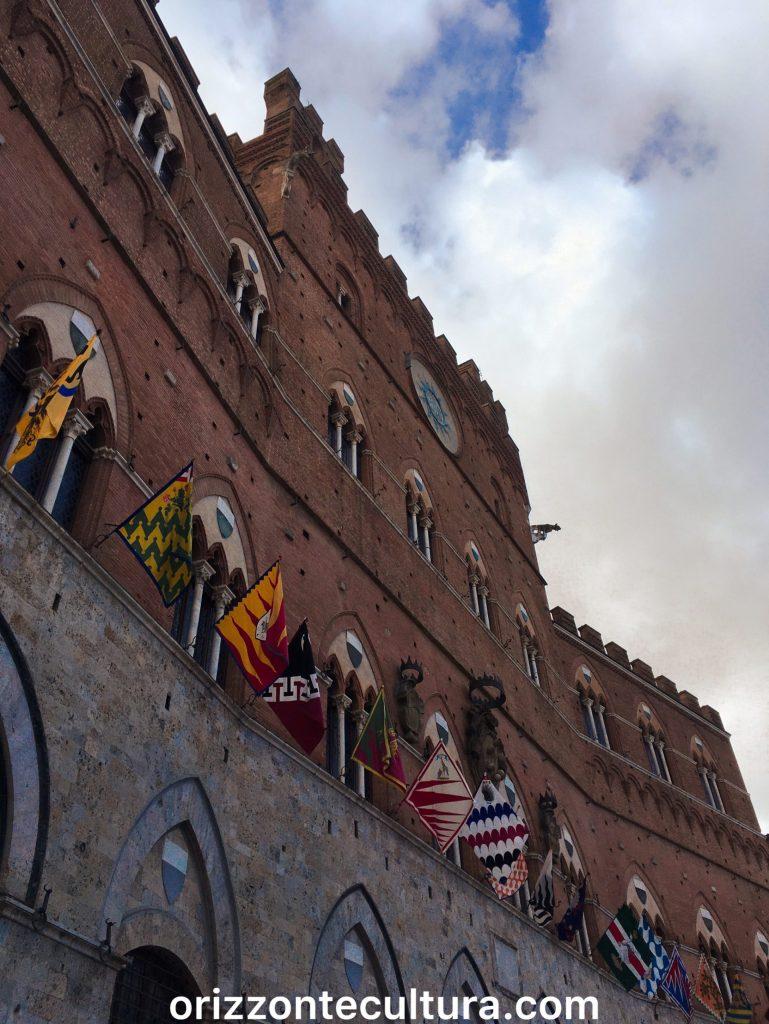 Palazzo Pubblico, piazza del Campo, Siena, Weekend a Siena cosa visitare