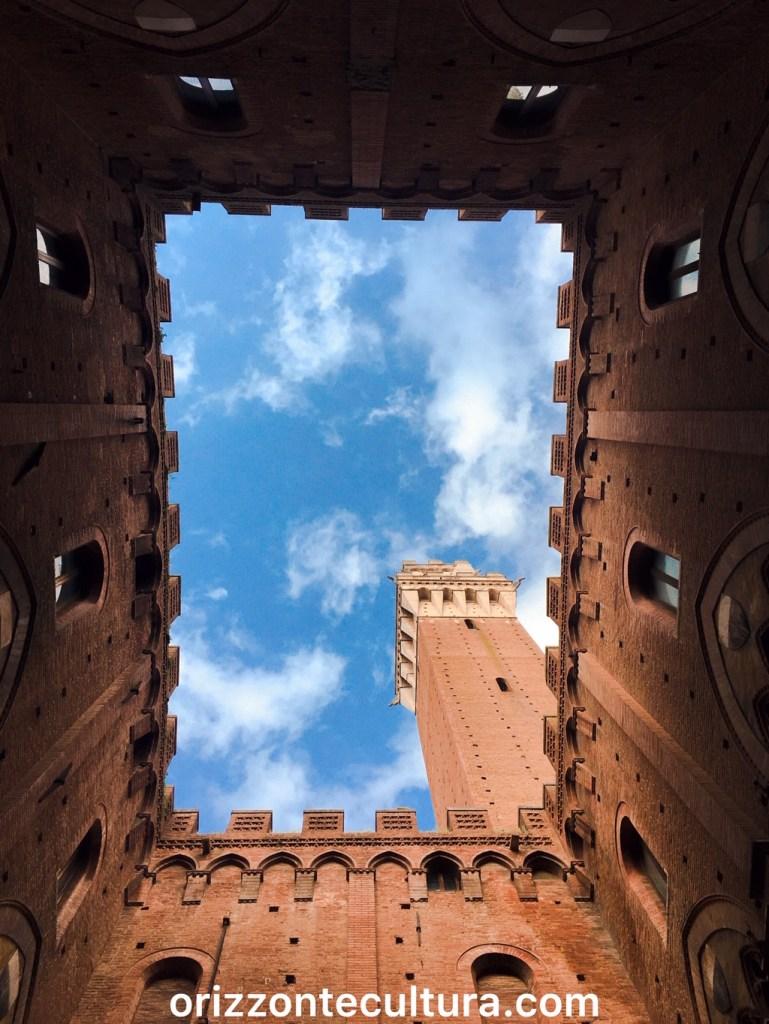 Torre del Mangia Siena, weekend Siena cosa visitare