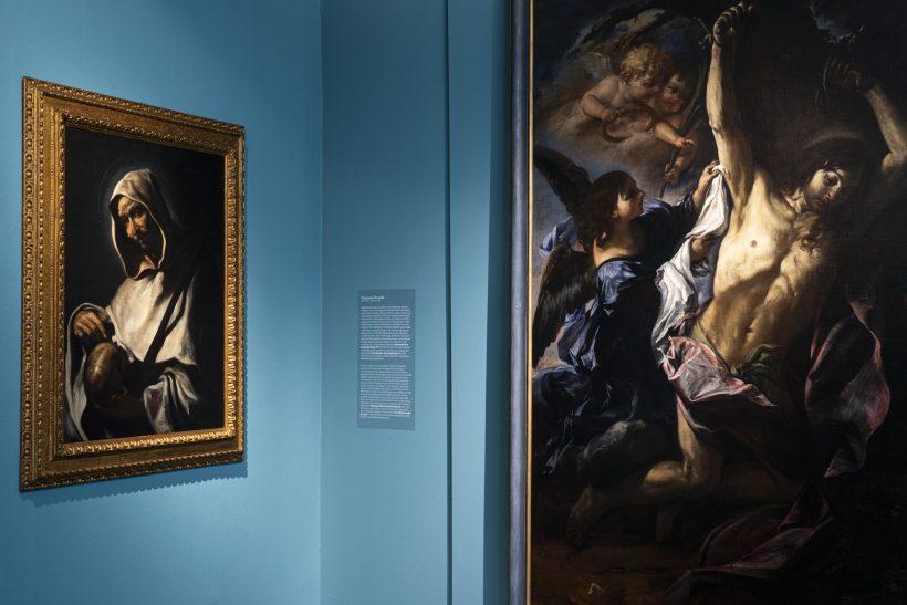 Il tempo di Caravaggio, la collezione di Roberto Longhi ai Musei Capitolini