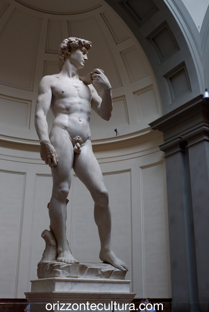 David di Michelangelo, Galleria dell'Accademia