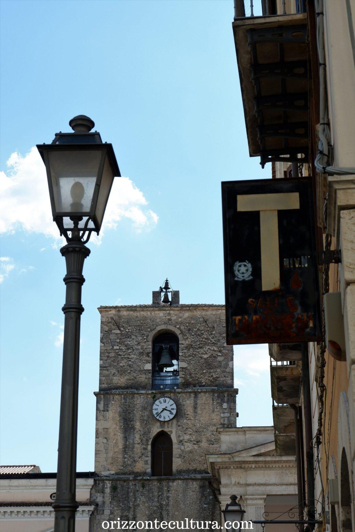 Torre Campanaria Cattedrale di San Pietro Apostolo, cosa visitare provincia Isernia
