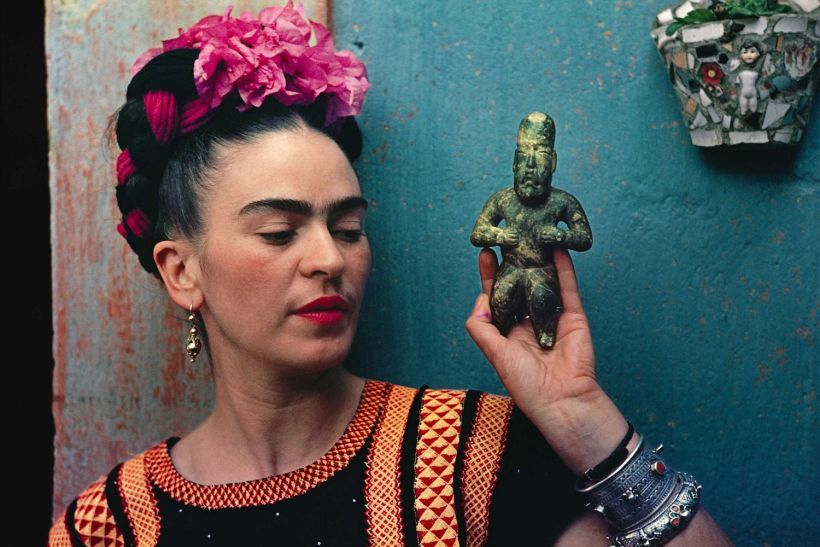 La donna nell'arte, Frida Kahlo