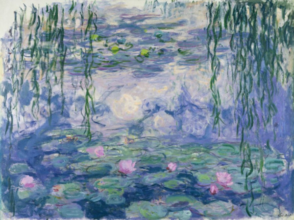 Monet, Ninfee, agenda mostre autunno 2020