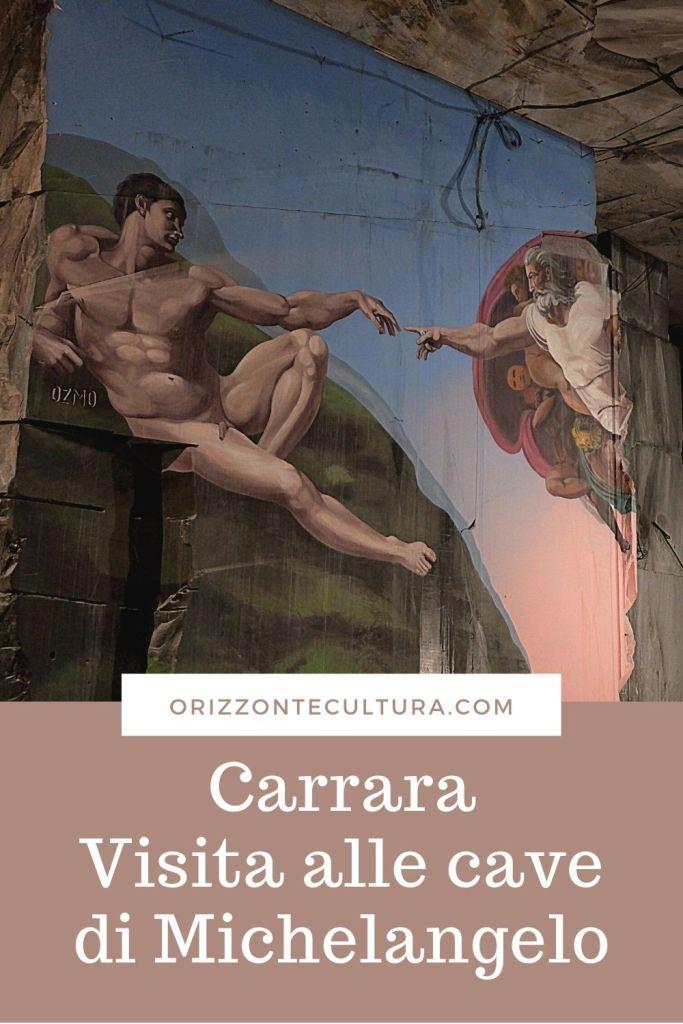 Pinterest Carrara visita alle cave di Michelangelo (2)