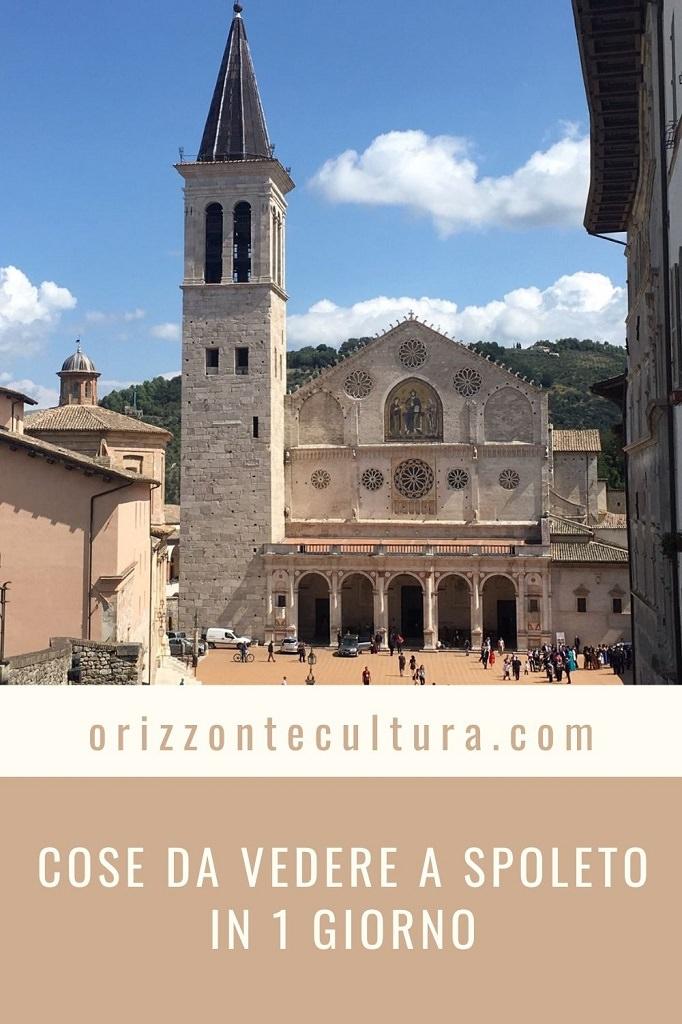 Cose da vedere a Spoleto in 1 giorno - Pinterest (1)