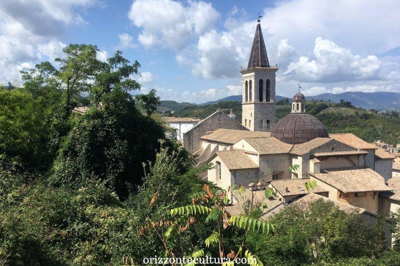 Cose da vedere a Spoleto in 1 giorno
