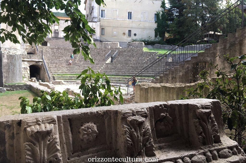 Il Teatro Romano di Spoleto, cose da vedere a Spoleto in 1 giorno