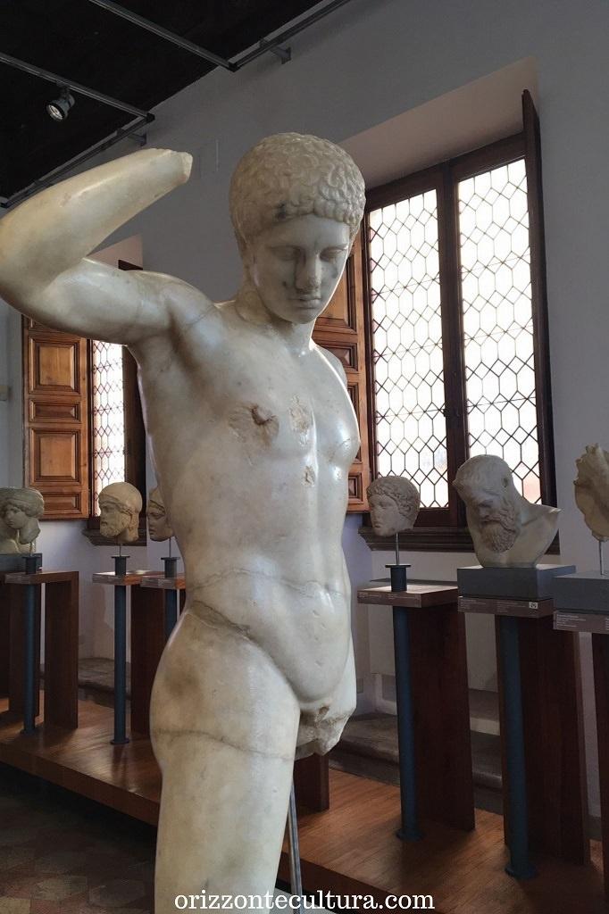 Museo Barracco, allestimento secondo piano