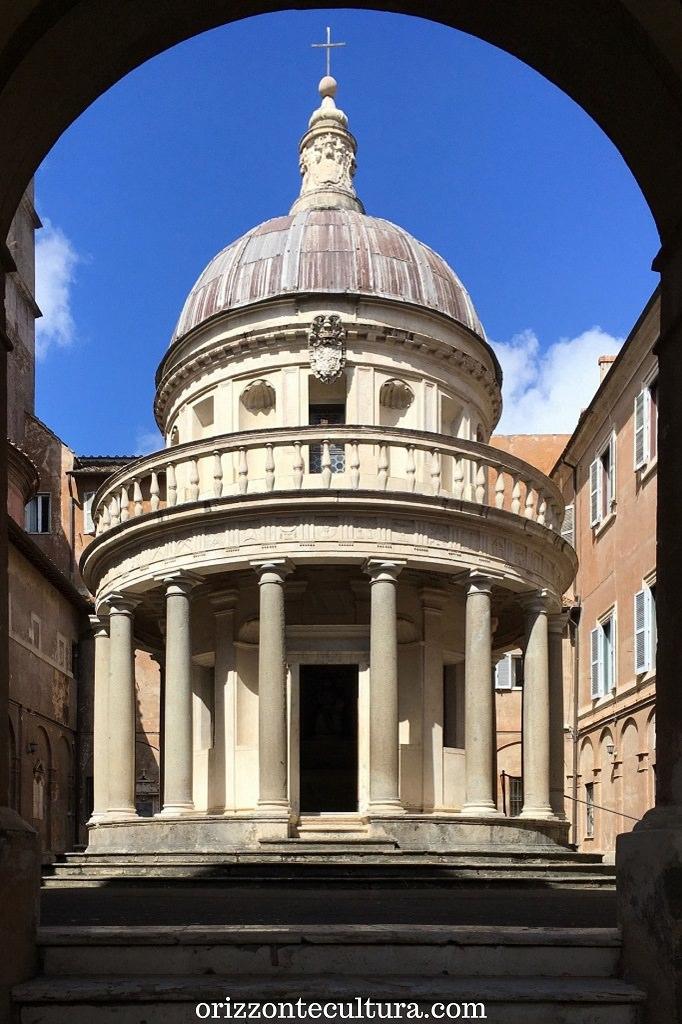 Tempietto del Bramante in San Pietro in Montorio