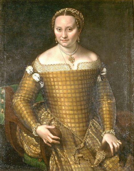 Sofonosba Anguissola, Ritratto di Bianca Ponzoni Anguissola, Sofonisba Anguissola, la donna nell'arte