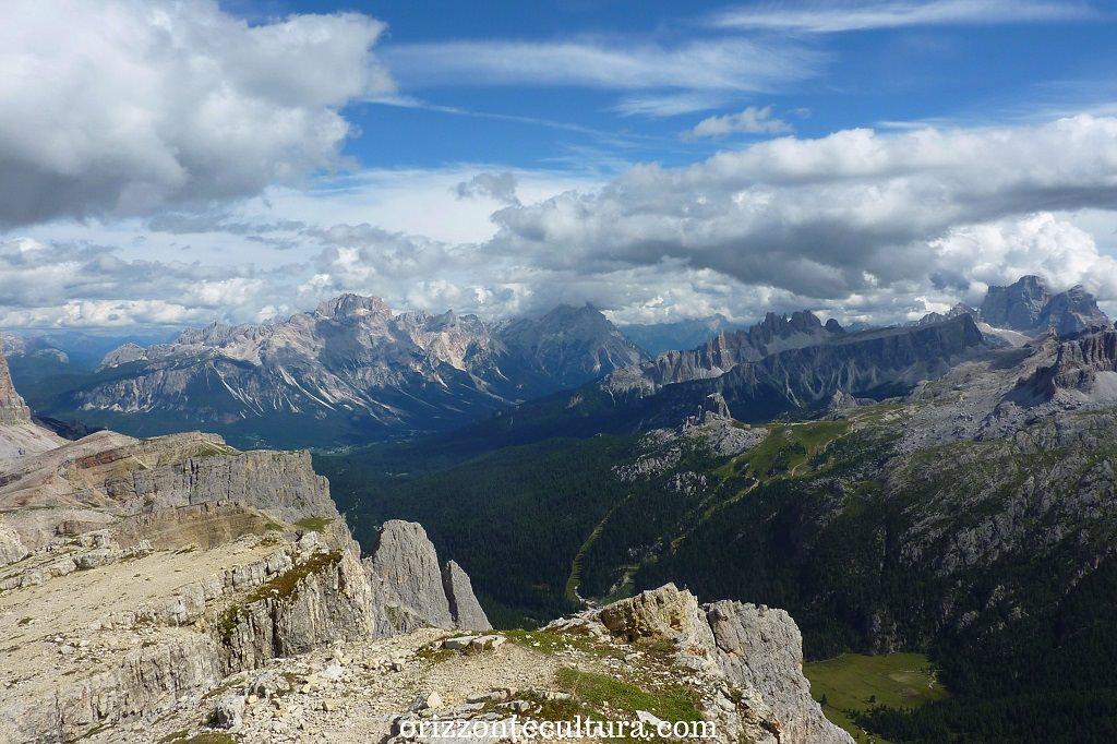 Le Dolomiti, Patrimonio Unesco