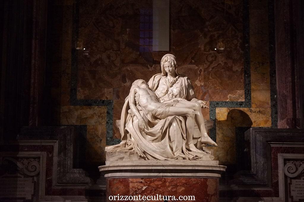 Pietà di Michelangelo, Basilica di San Pietro in Vaticano cosa vedere