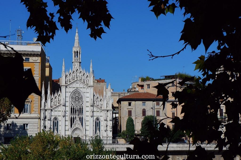 Chiesa del Sacro Cuore del Suffragio e Museo delle Anime del Purgatorio, luoghi insoliti da visitare Roma