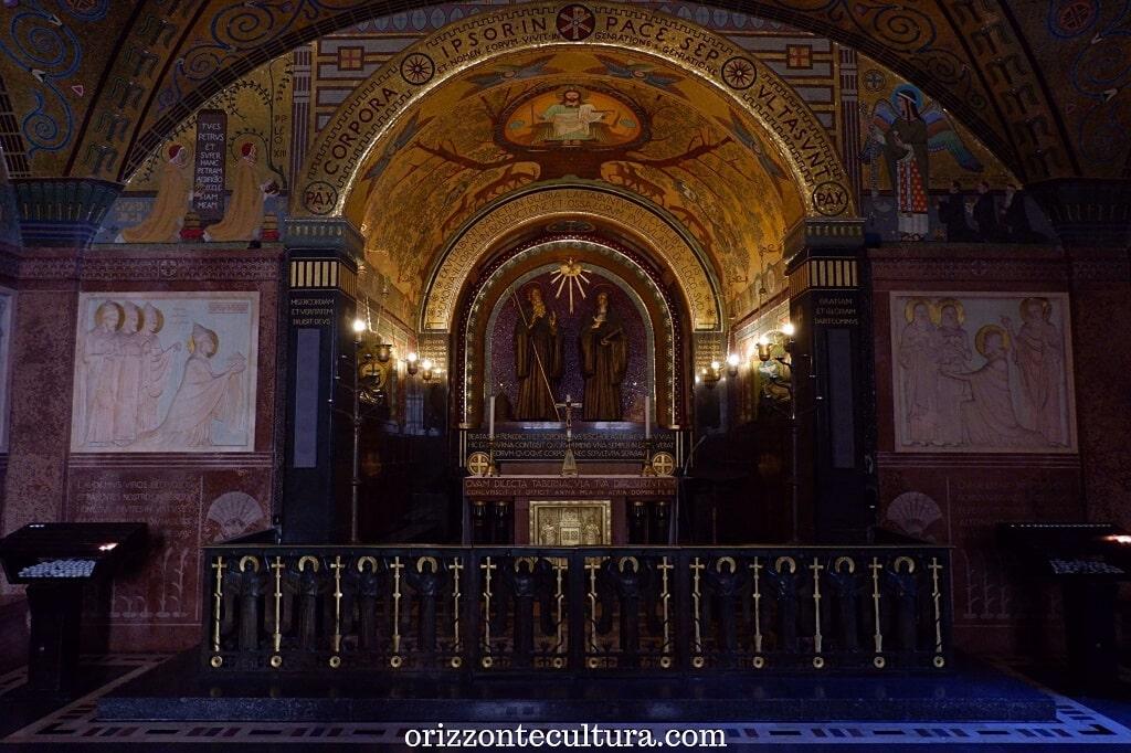 Cripta Abbazia benedettina di Montecassino