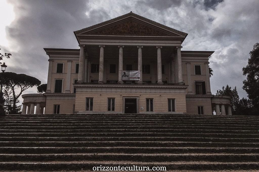 Casino Nobile di Villa Torlonia, Musei Civici Roma visitare online