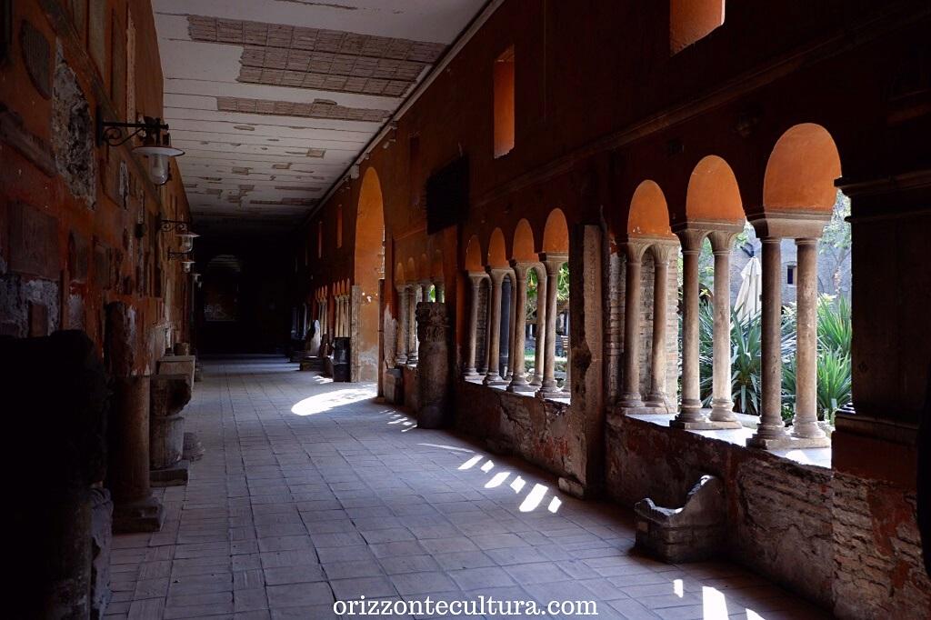 Il chiostro di San Cosimato, guida alle cose da vedere a Trastevere