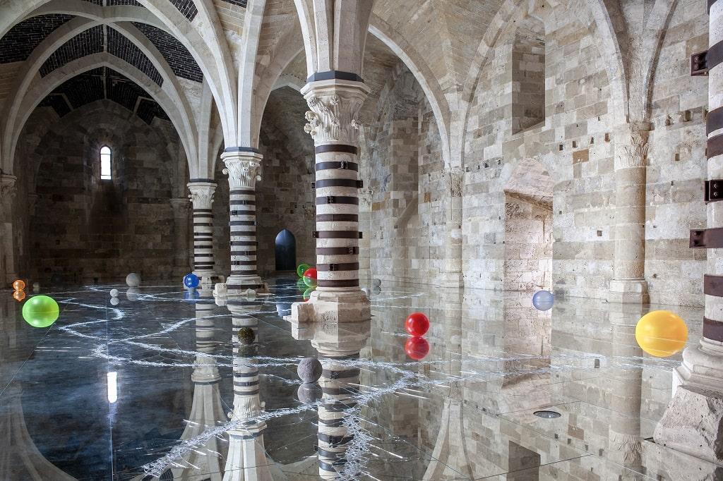 Alfredo Pirri PASSI, Castello Maniace, mostre primavera estate 2021