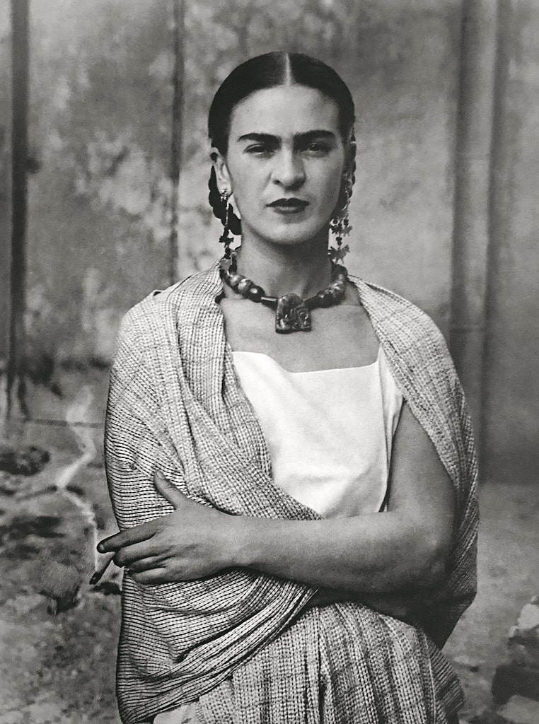 Frida Kahlo, Una vita per immagini, mostra Sansepolcro