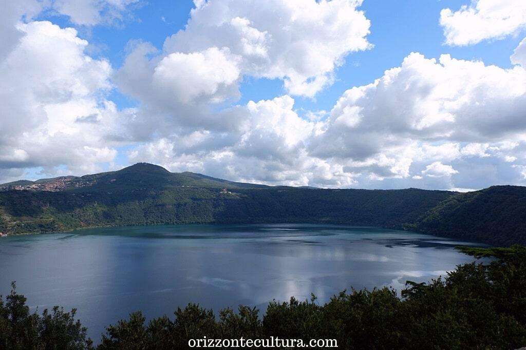 Il lago di Albano, Castelli Romani cosa vedere