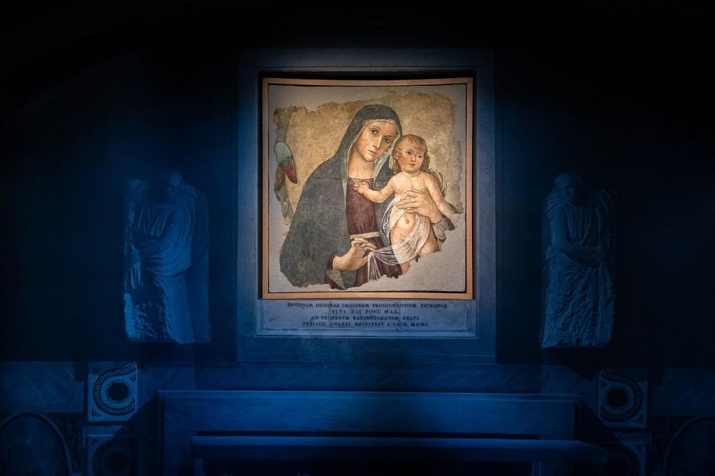 La Madonna delle Partorienti dalle Grotte Vaticane, mostra Torino, mostre primavera estate 2021
