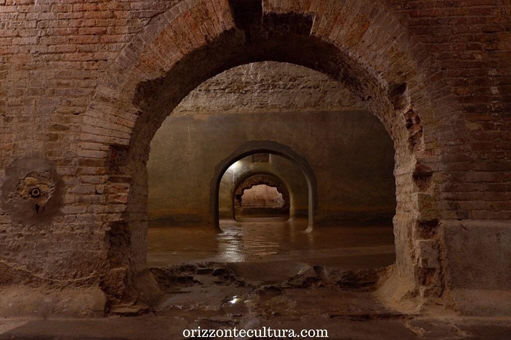 Cisterne Romane di Fermo, cosa visitare a Fermo