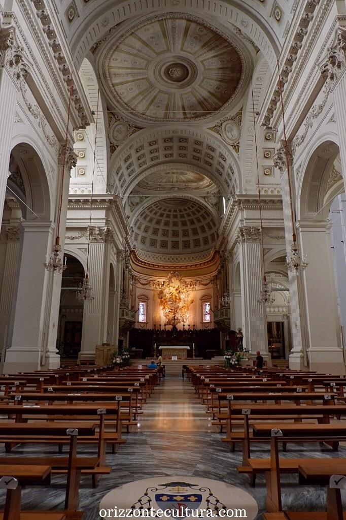 Interno della Cattedrale di Santa Maria Assunta, Fermo