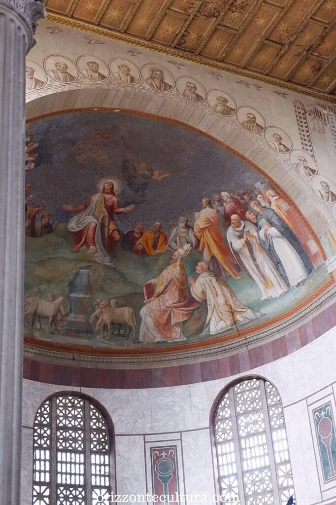 Abside della Basilica di Santa Sabina, 5 cose da vedere sull'Aventino