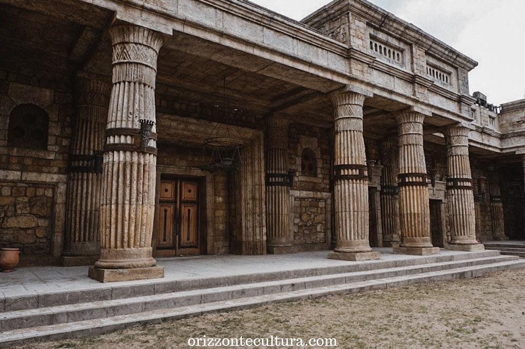 Il set permanente di Gerusalemme a Cinecittà, come visitare i set permanenti di Cinecittà