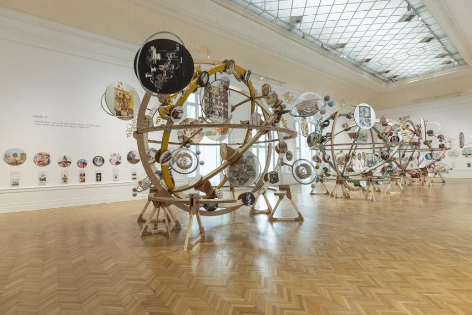 Cosmowomen la mostra alla Galleria Nazionale d'Arte Moderna e COntemporanea