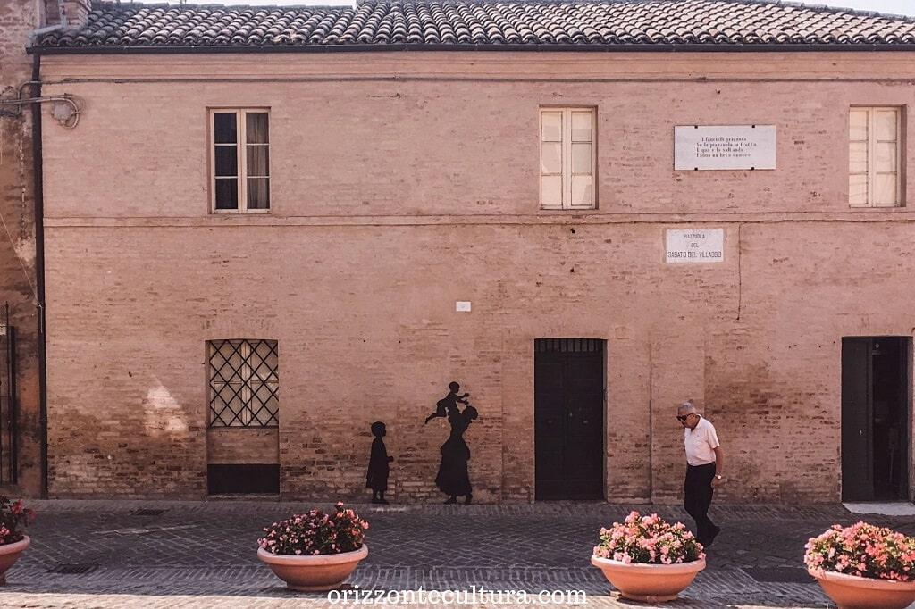 Recanati, la città di Leopardi, luoghi visitare Marche