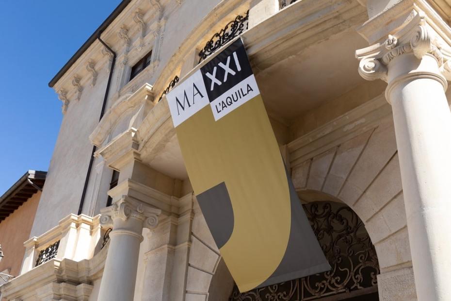 Il MAXXI L'Aquila apre le sue porte a Palazzo Ardinghelli