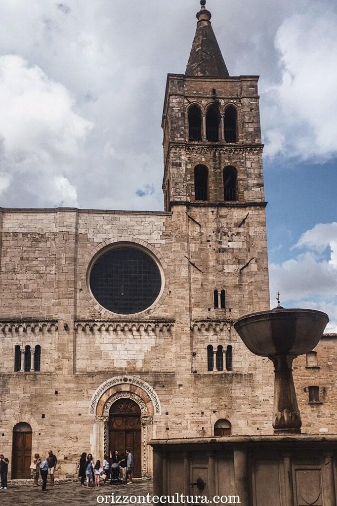 Bevagna, borghi più belli visitare Umbria