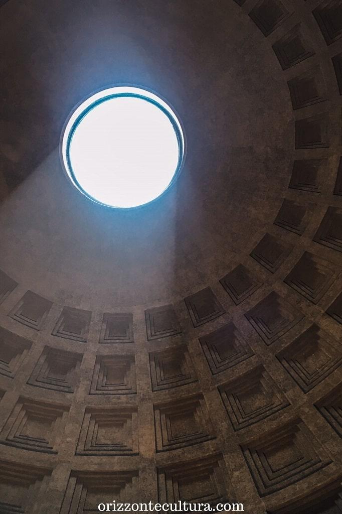 L'oculo del Pantheon, Roma in 24 ore cosa vedere