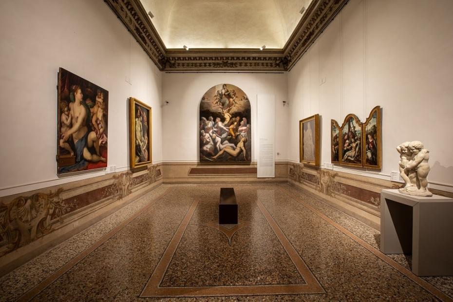 A Palazzo Barberini si rinnova l'allestimento delle sale del Cinquecento