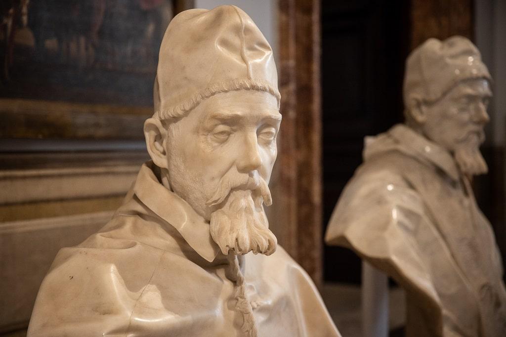 Gian Lorenzo Bernini, Ritratto di Urbano VIII