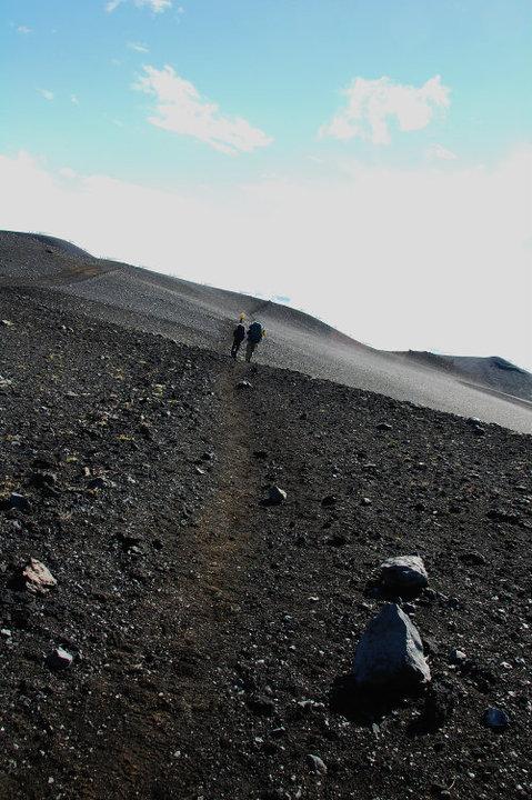 Islanda, sul Laugavegur