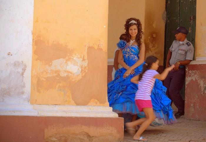 Sposa cubana, Trinidad