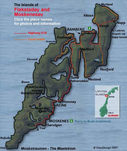 Mappa Lofoten