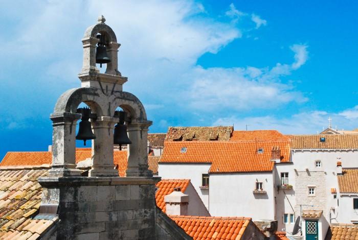 I tetti di Dubrovnik (foto di Patrick Colgan)
