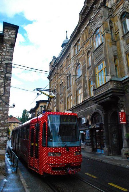 I tram di Sarajevo