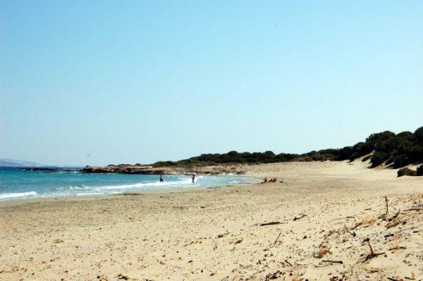 Vacanze a Naxos: la spiaggia di Psili Ammos