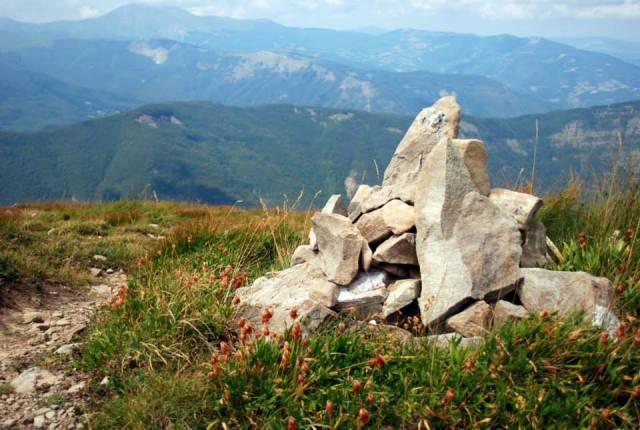 Parco regionale del Corno alle Scale: sul monte La Nuda