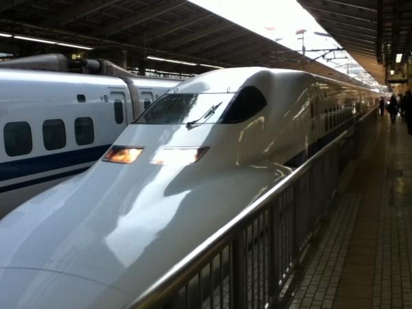 Lo shinkansen