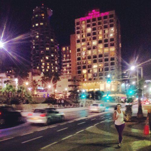 A Tel Aviv tutti corrono, a tutte le ore