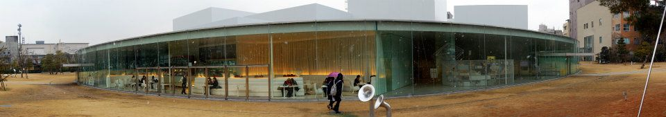 Cosa fare a Kanazawa: visitare Il museo di arte contemporanea