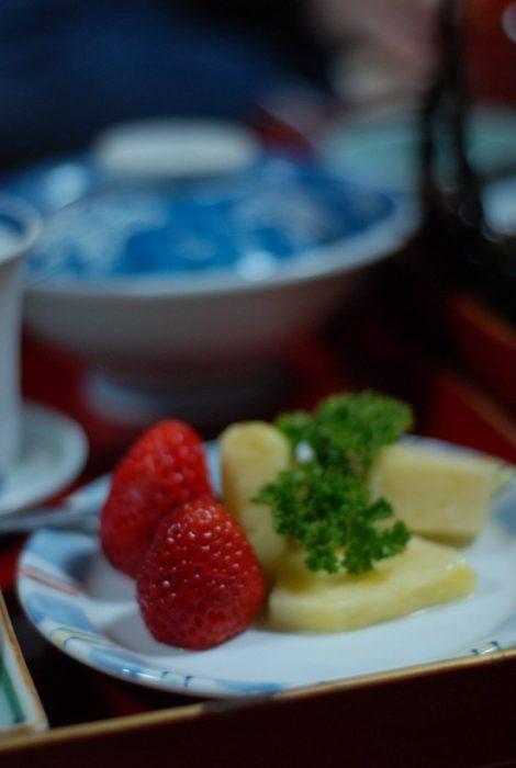 Viaggio al Koyasan: la cena vegetariana al tempio Shojoshin-in