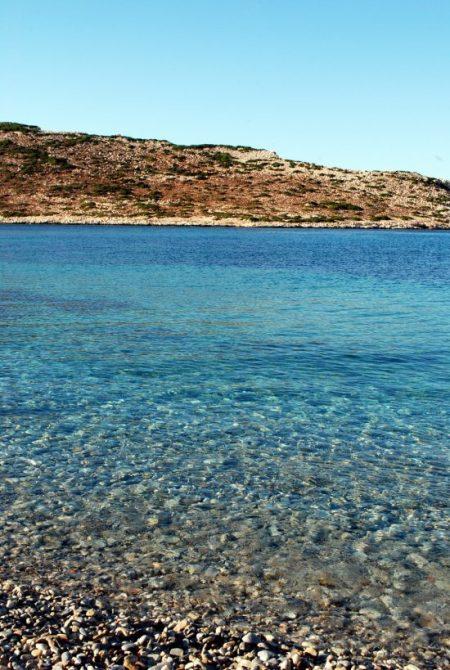Spiagge di Amorgos: Agios Pavlos (foto di Patrick Colgan, 2014)