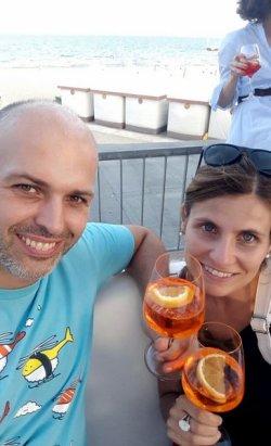 Uno spritz alla Terrazza Biennale