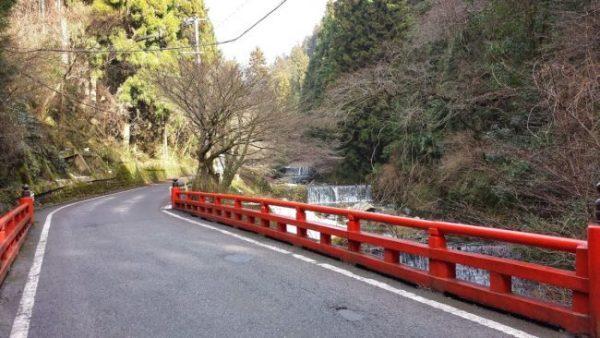La strada per Kibune, Kyoto